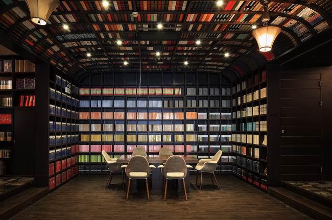 最美书店-钟书阁二期 唯想国际建筑设计
